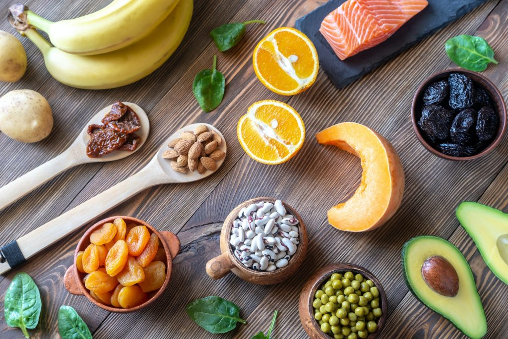 Foods That Are High in Potassium