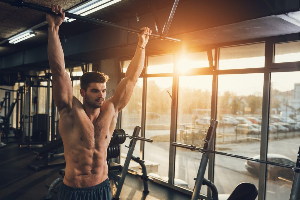 Make muscles, no excuses